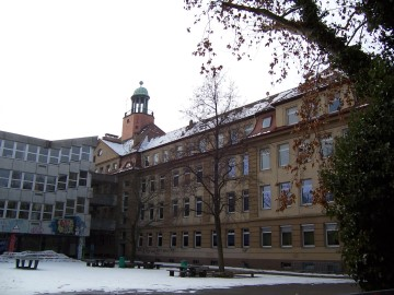 schule F. Schiller Gymnasium